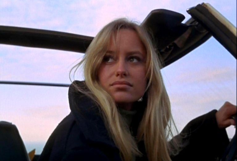 Straw Dogs Susan George Actress