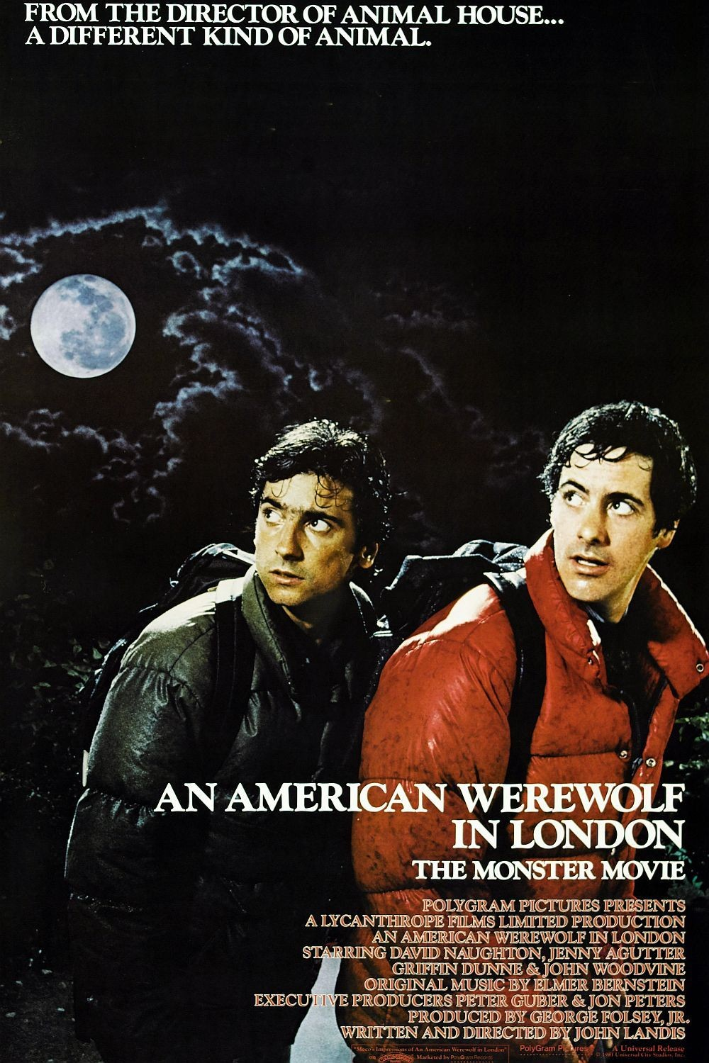 american werewolf london rated watched 7