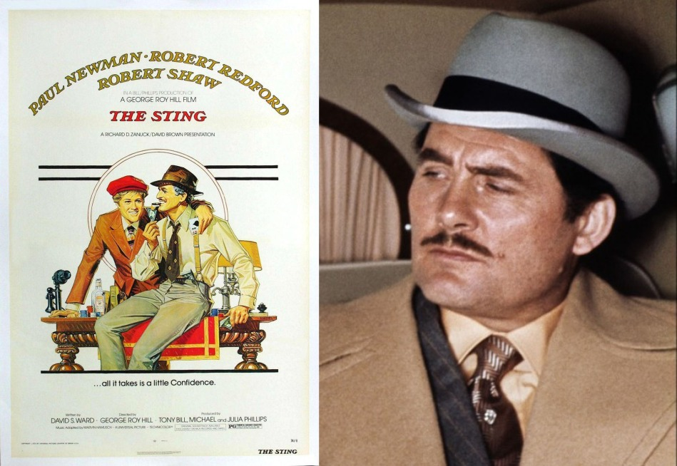 Robert Shaw The Sting