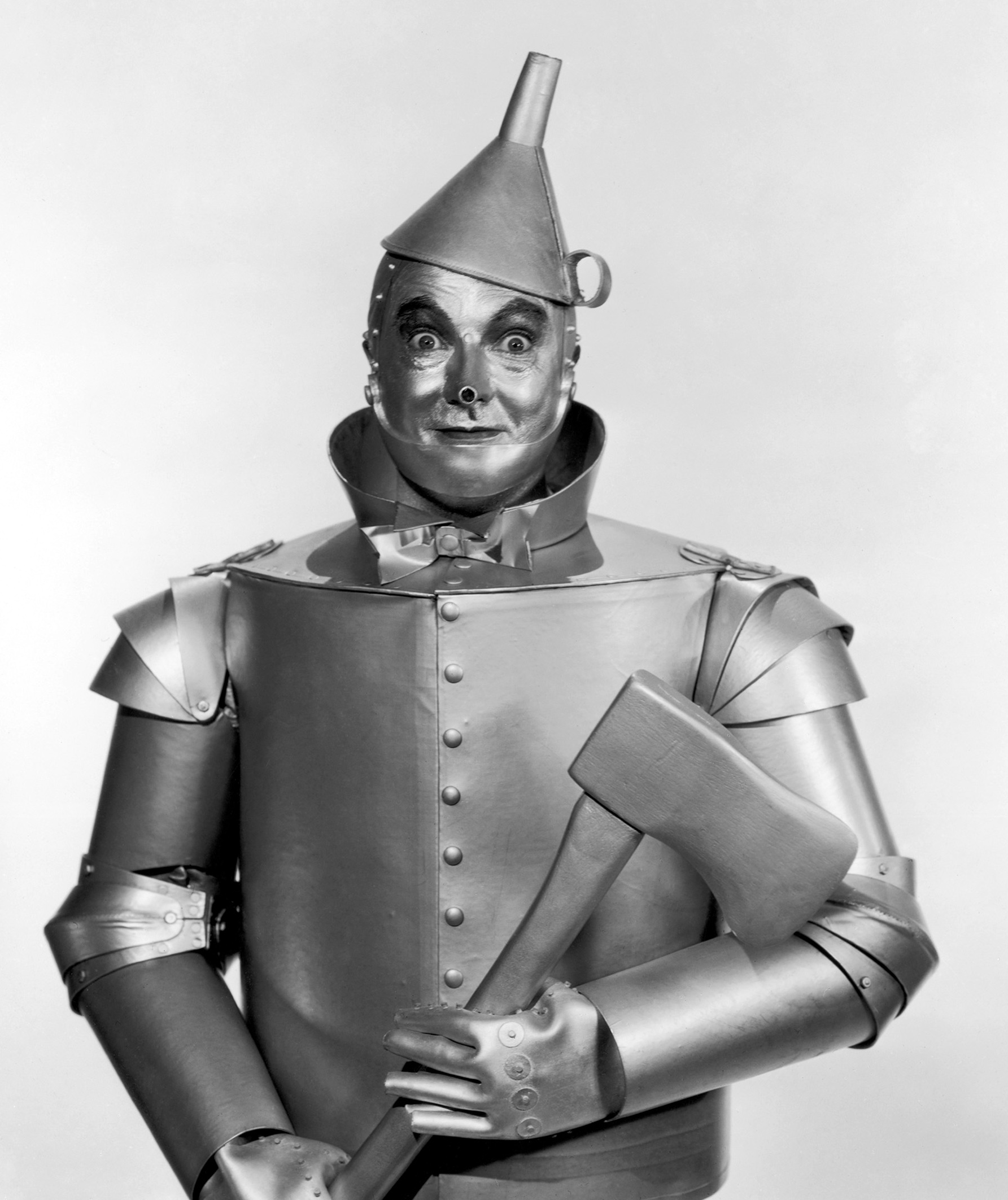 Wizard of oz tinman jack haley socialpsychol for Tin man out of cans