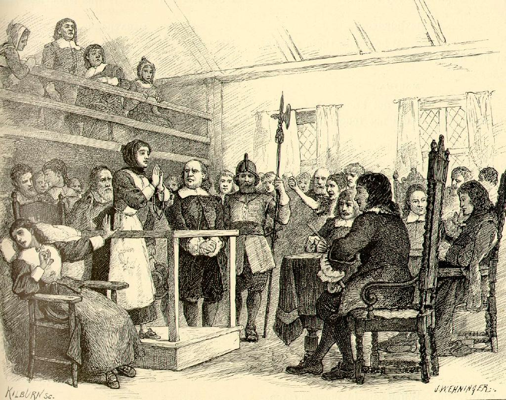 social climate of salem salem witch trials The witch trials ended in may 1693 when phips pardoned the remaining accused a climate of in the frenzy that led to and sustained the salem witch trials.