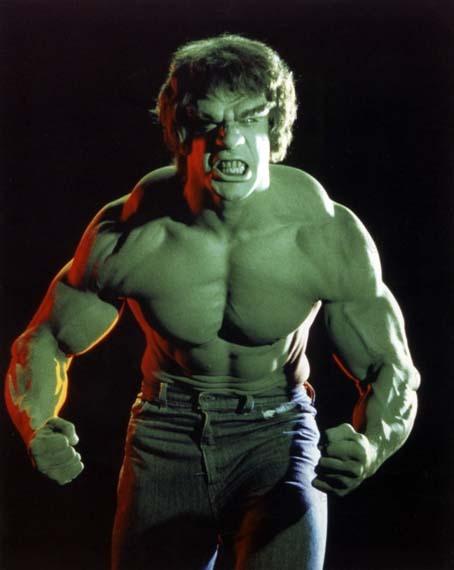 Incredible Hulk-Lou Ferrigno | socialpsychol