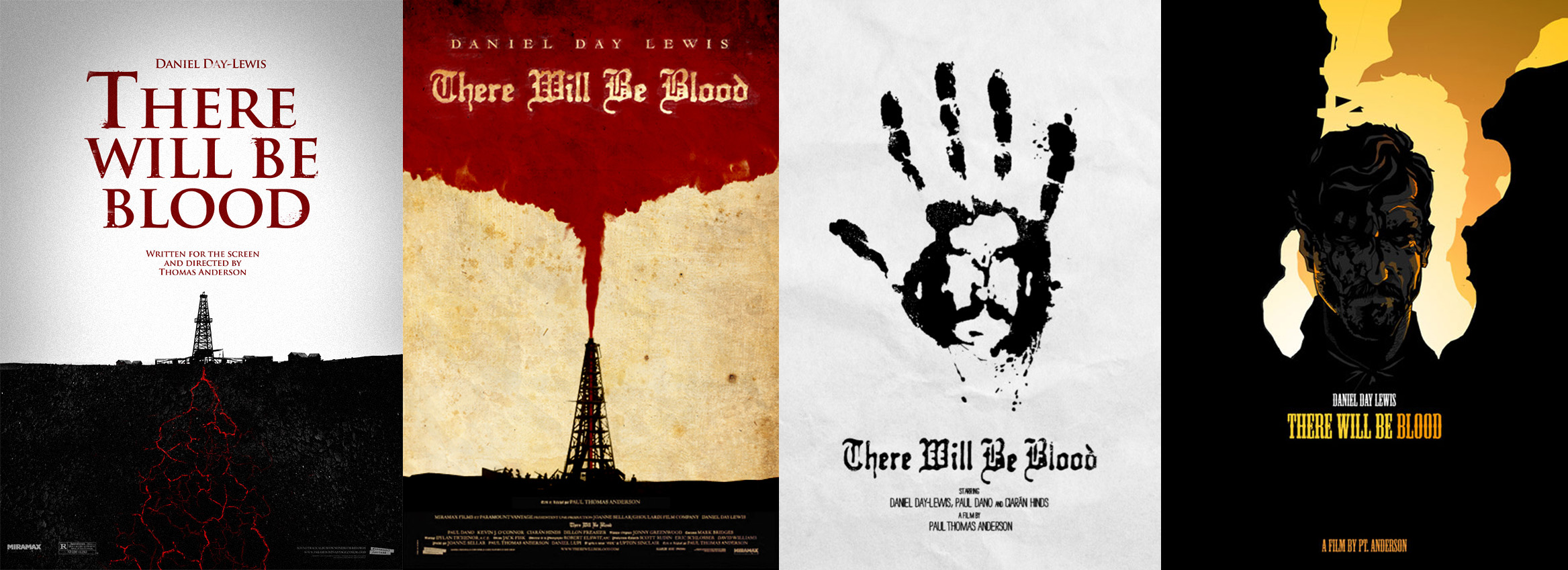 There Will Be Blood – Poster Art | socialpsychol