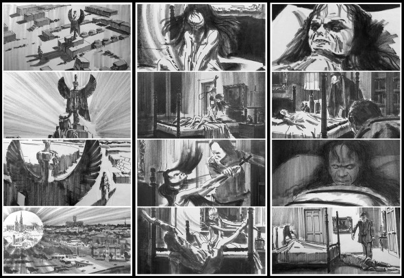 the exorcist � storyboards socialpsychol