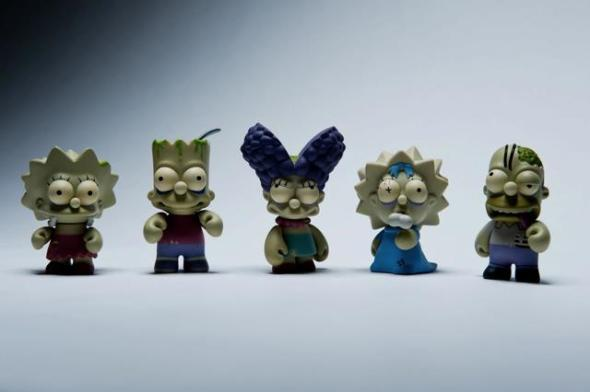 The Simpsons_Zombies