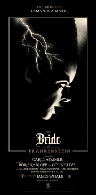 Bride of Frankenstein_Mondo