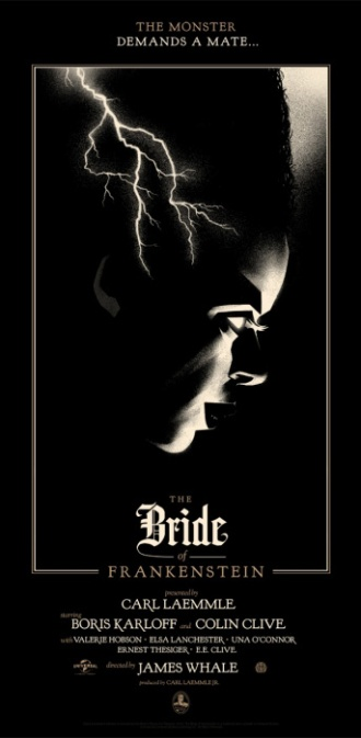 Bride of Frankenstein_Mondo