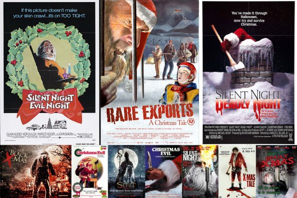 Christmas Horror_Posters