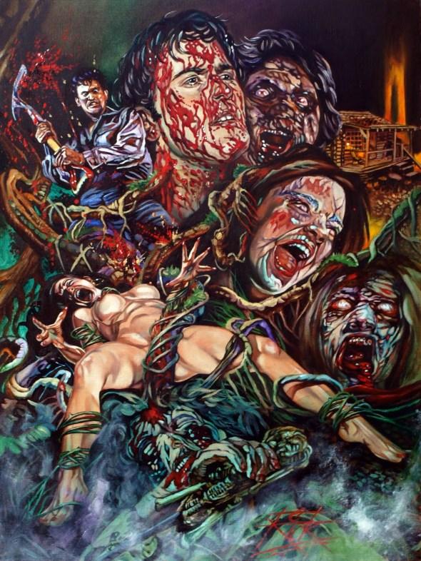 EVIL DEAD_Rick Melton