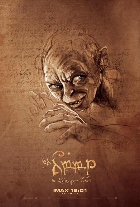 Hobbit-Poster-Gollum