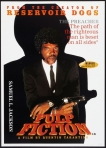 Pulp Fiction_Samuel L Jackson movie poster