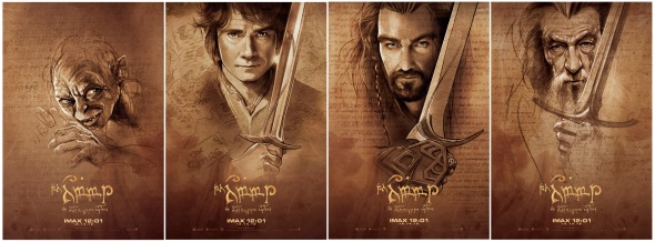 The Hobbit_IMAX Posters