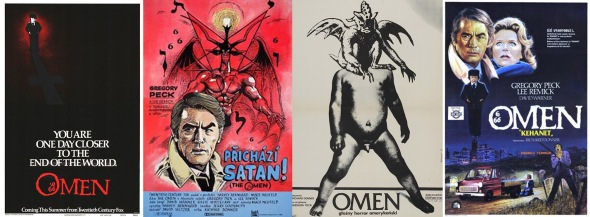 The Omen_poster art