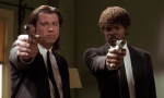 Pulp Fiction_Vincent Vega_Jules Winfield_John Travolta_Samuel L Jackson