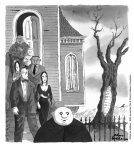 Chas Addams_The Addams Family