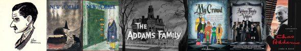 Charles Addams_Banner