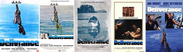 Deliverance_posters