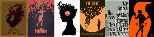The Birds_poster art