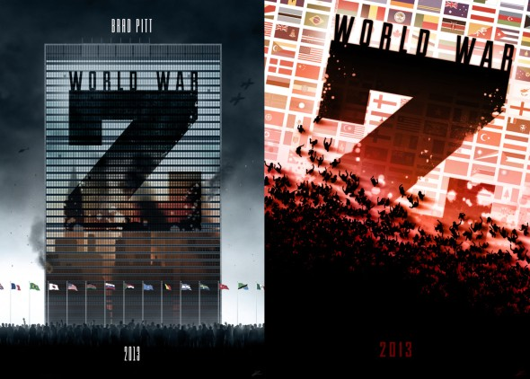 World War Z_poster art