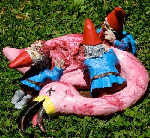 Zombie_Garden Gnomes