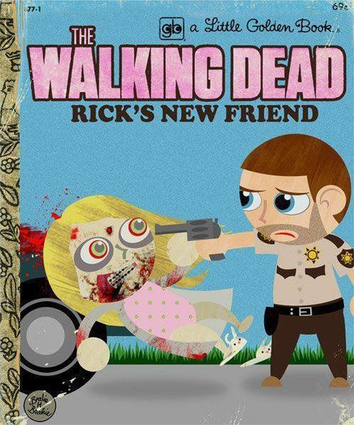 The Walking Dead_Kid's Book