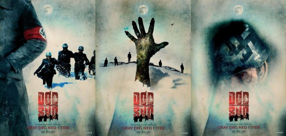 Dead Snow_Dod Sno_Posters