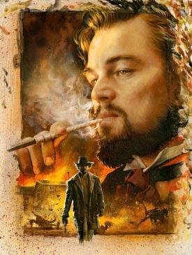 Matt Butkus_Django Unchained_poster 2