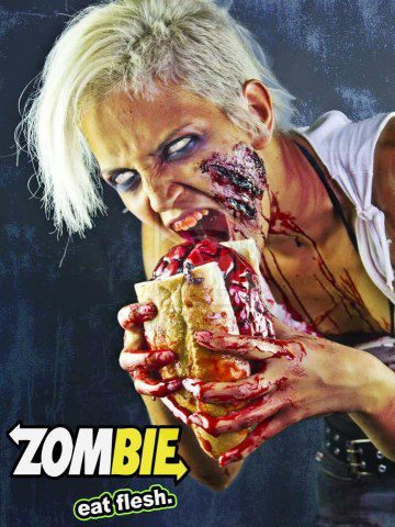 Subway_eat Fresh_Zombie_Eat Flesh_Mash-Up