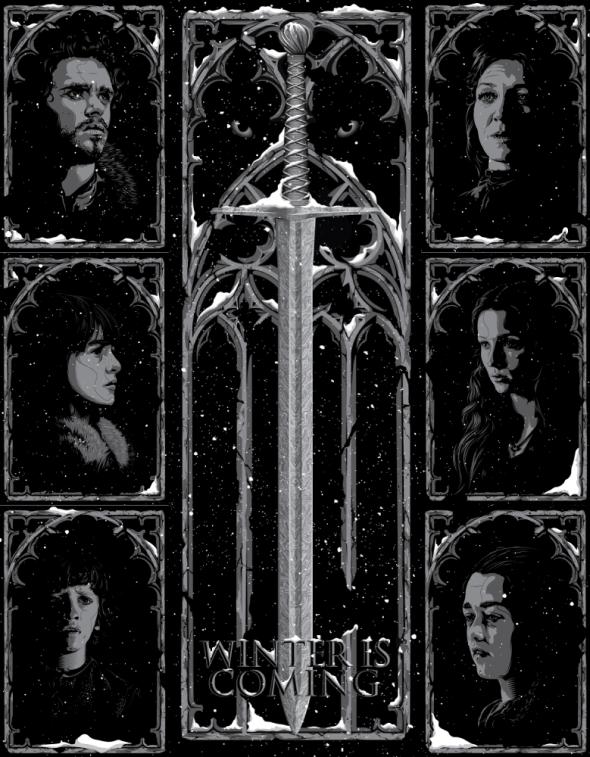 Game of Thrones_Ice-Stark-fullset_Tracie Ching