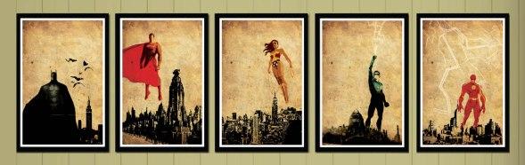 Justice League_Artwork