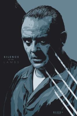 Ken-Taylor-Silence-of-the-Lambs-poster-variant-mondo