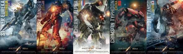 Pacific Rim_Banner Posters