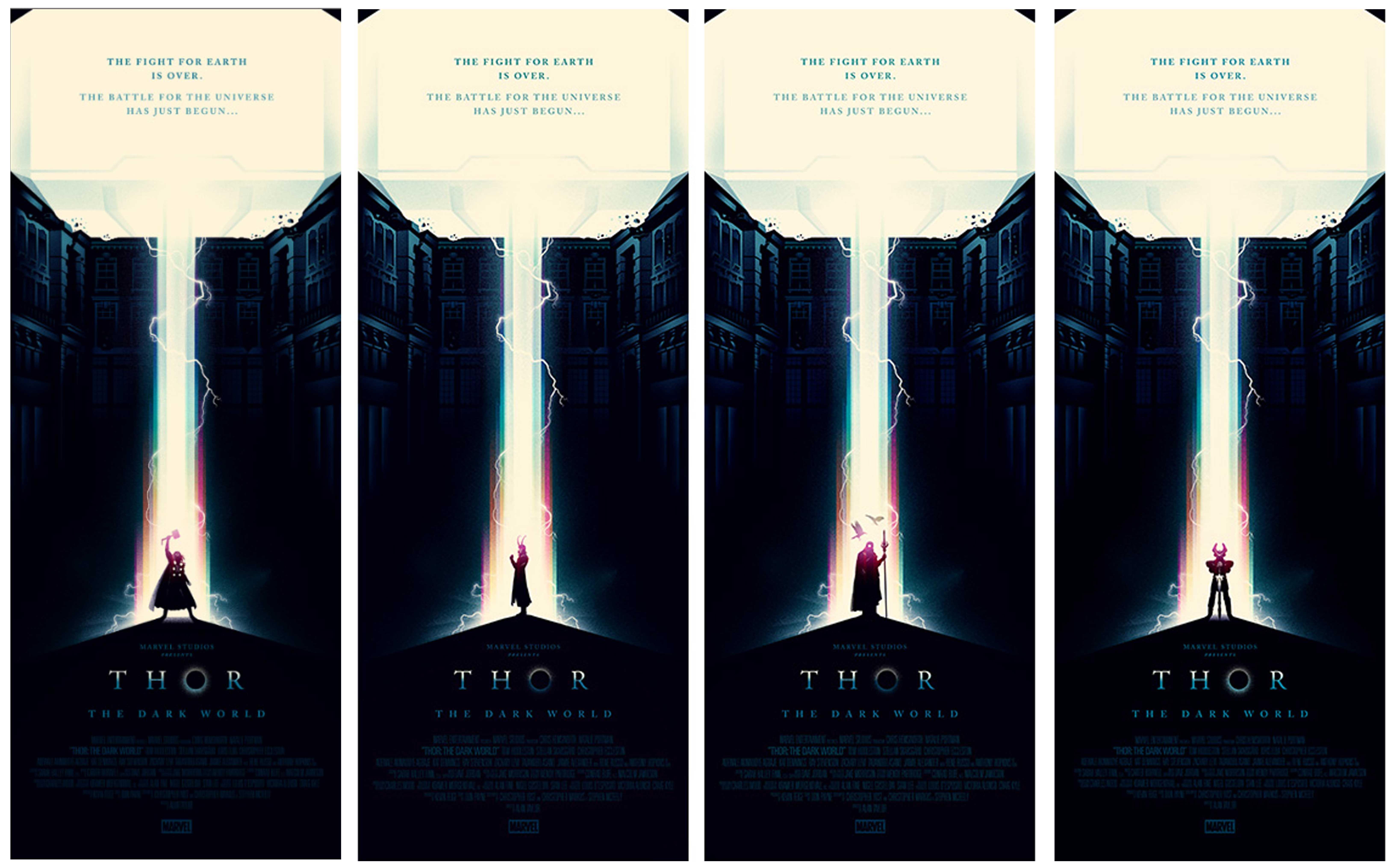 Thor-The Dark World_Olly Moss   socialpsychol
