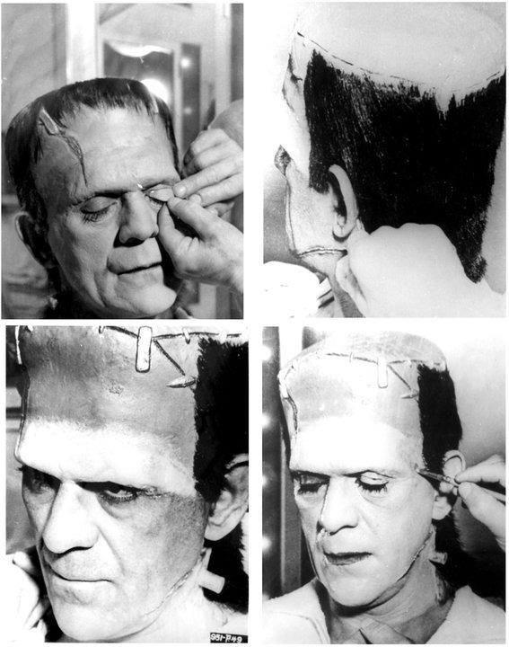 Boris Karloff_Bride of Frankenstein_bts
