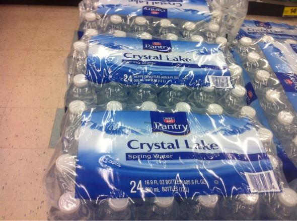 Crystal Lake Springwater