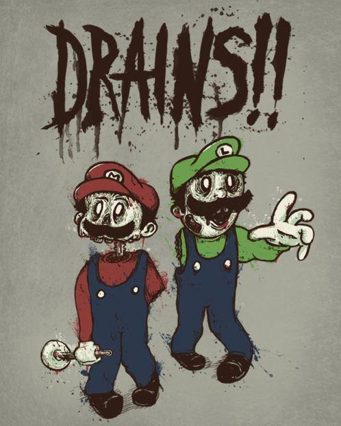 Zombie_Super Mario Brothers