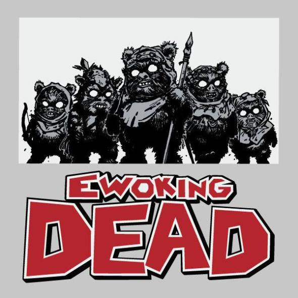 The Ewoking Dead