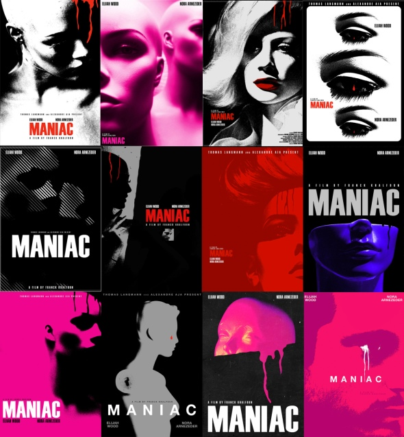 Maniac_Poster Art