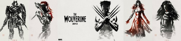 The Wolverine_Poster Art