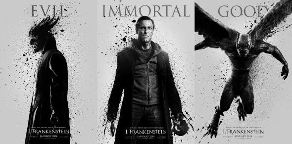 I Frankenstein_Poster Banner