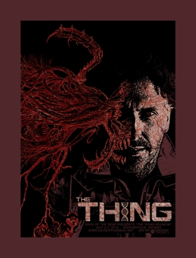 The Thing_Days of the Dead_Poster Art