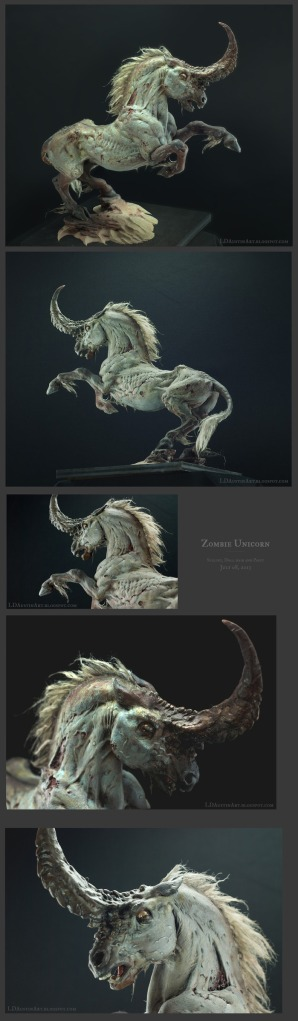 Zombie Unicorn_by_Tully_LDAustinArt