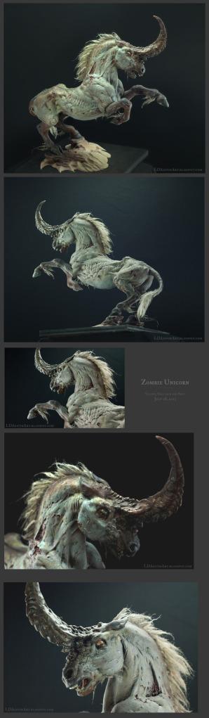 Zombie Unicorn_by_Tully_LDAustinArt