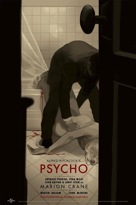 Psycho_Tomer Hanuka