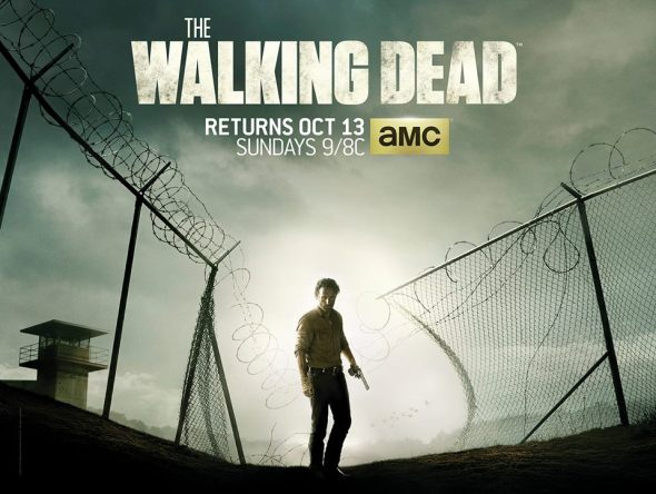 The Walking Dead_Season 4_Poster
