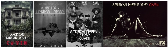 American Horror Story-Coven_Poster Art