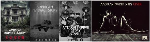 American Horror Story-Coven_Poster Art