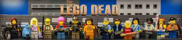 The LEGO Dead_Zombies_The Walking Dead