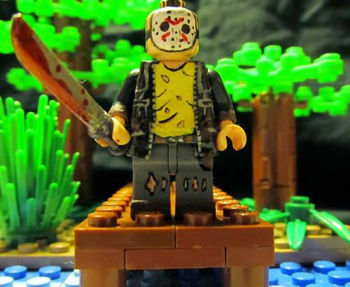 LEGO_Jason Voorhees_Friday the 13th
