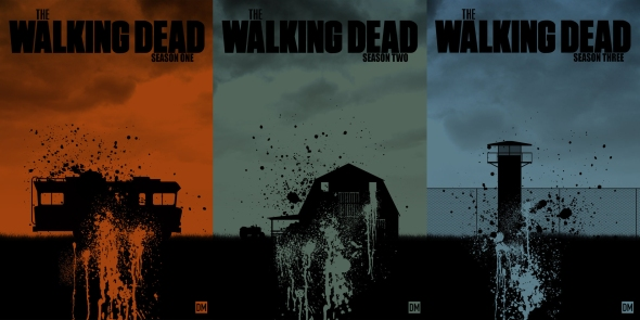The Walking Dead_1_2_3_Daniel Mead